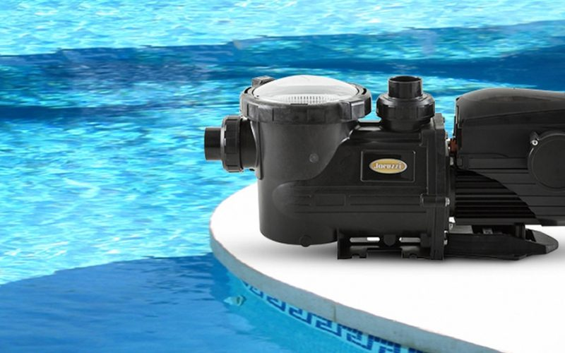 how to change pool filter sand