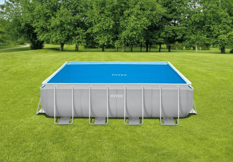 Intex - Rectangular Solar Cover