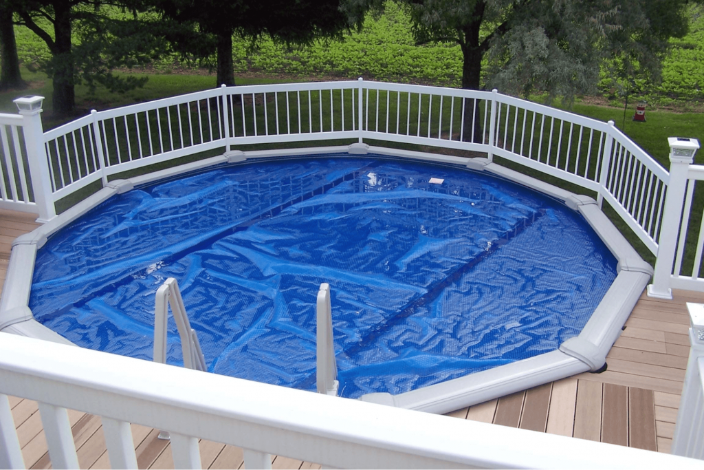 Why you need a solar pool cover