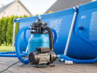 Best above-ground pool filters pumps