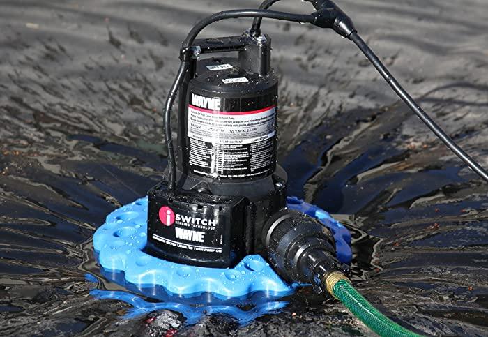 pump is leaking oil