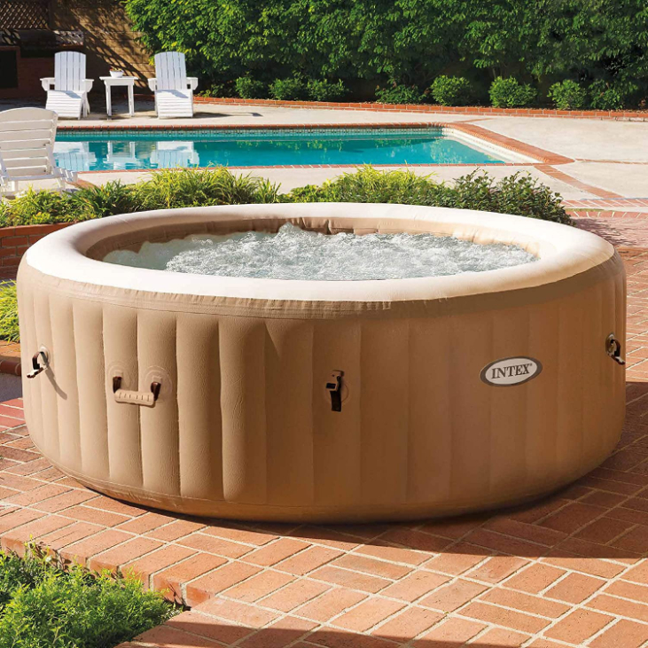 How to determine if you have a leak in your inflatable hot tub