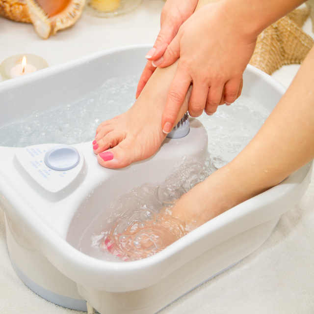 How does foot massager work?