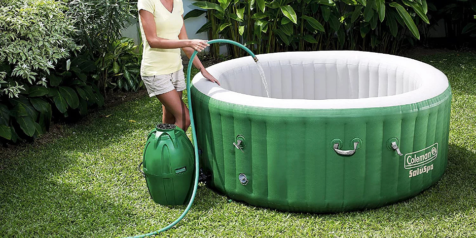 Common hot tub parts where leaks occur