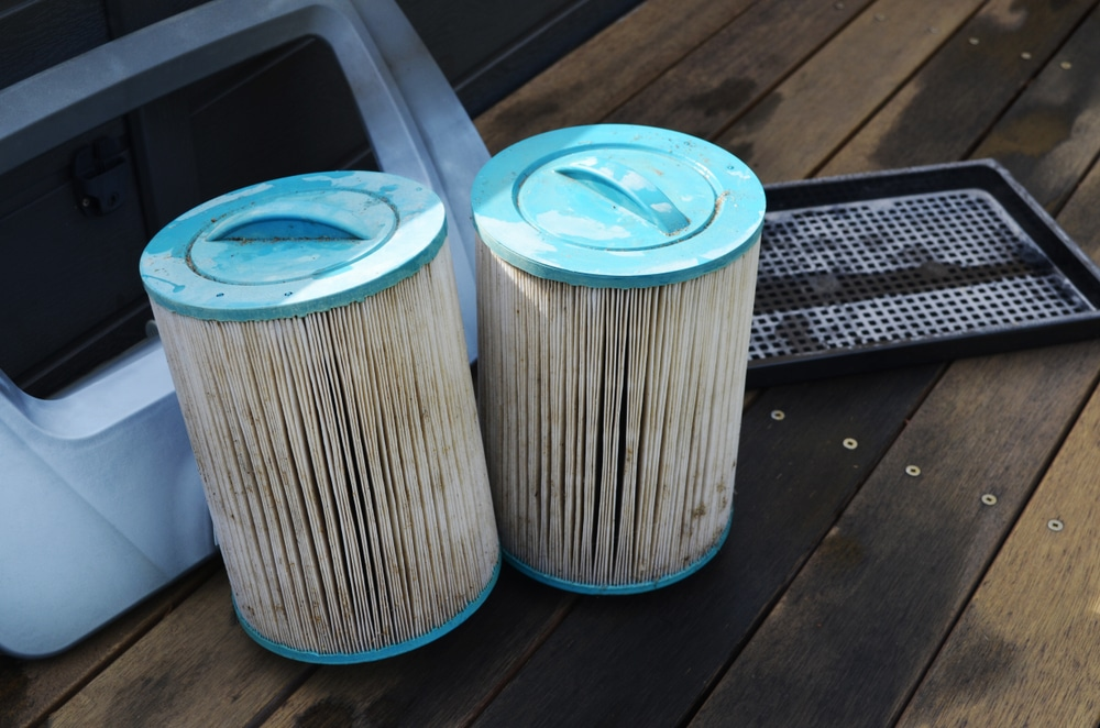 Clean and change filters