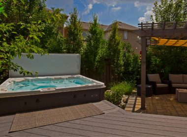How to Build a Chemical Free Hot Tub kd- 4